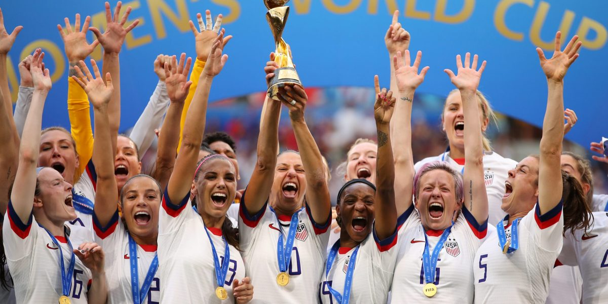 The Women's World Cup Final Scores in U.S. TV Ratings
