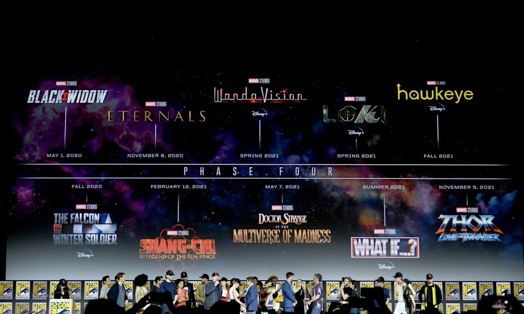 Analysis: Marvel Is Betting Big on Disney Plus in Phase Four