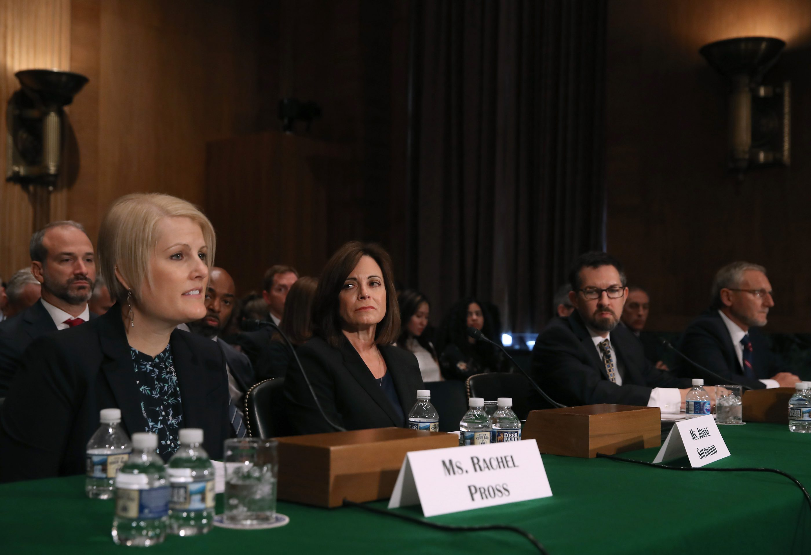 Senate Banking Committee Holds Hearing On The Challenges Of Banking In The Cannabis Industry