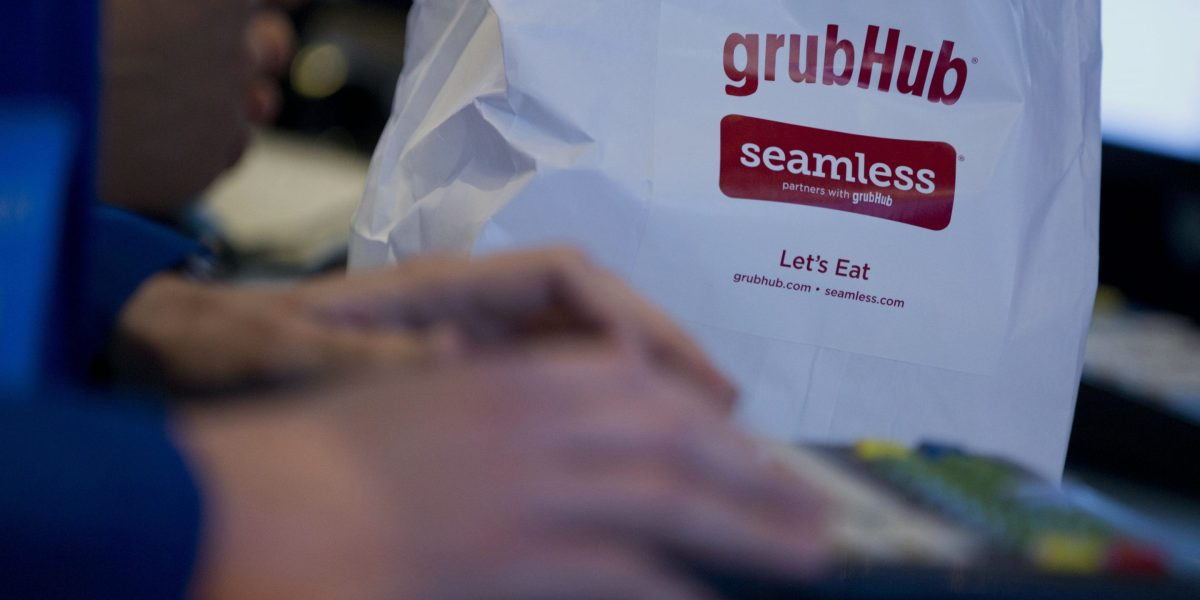 GrubHub Stock Tumbled but Analysts Say Investors Should Stay Hungry for the Company