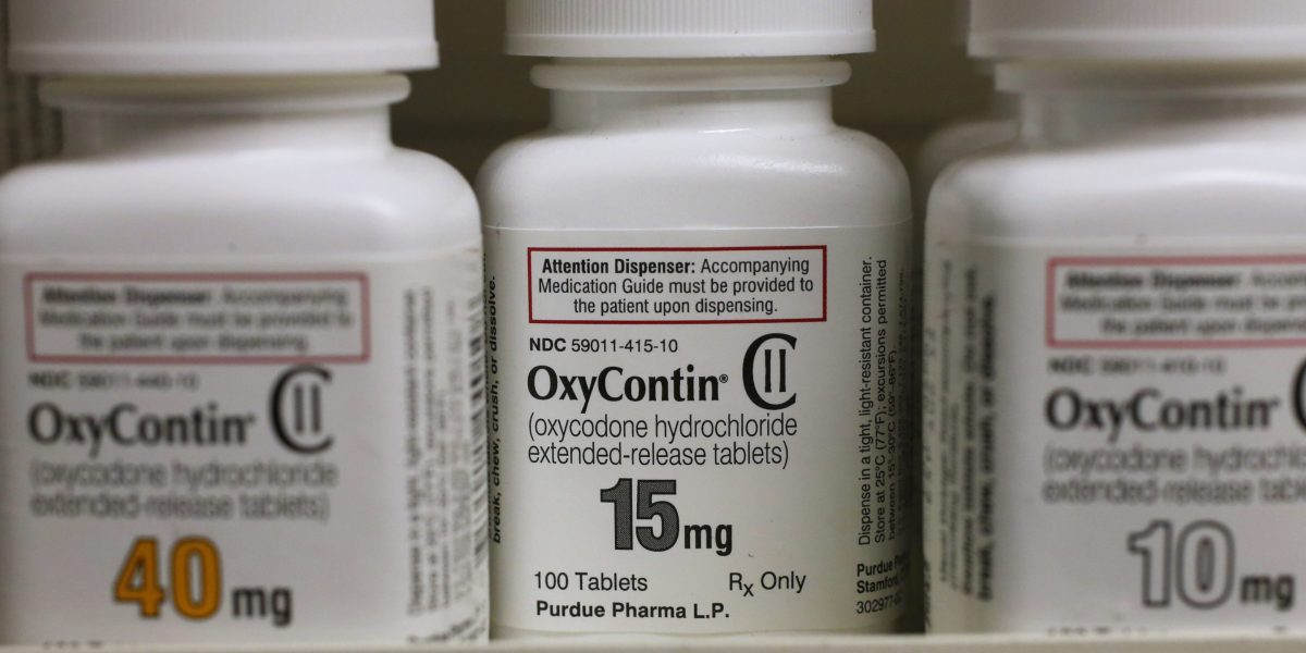 OxyContin Was Reformulated to Reduce Abuse, but Purdue Pharma Won't Share Data of the Results
