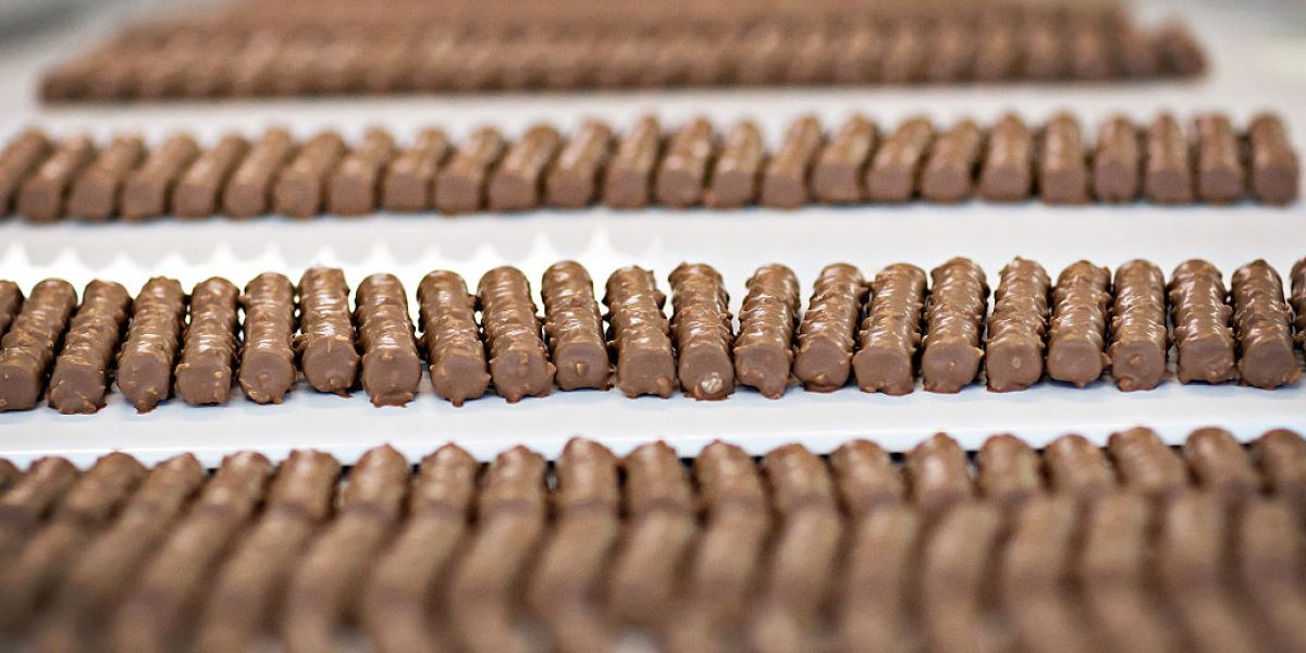 Nestle Finds a New Method for Making Chocolate Without Adding Sugar
