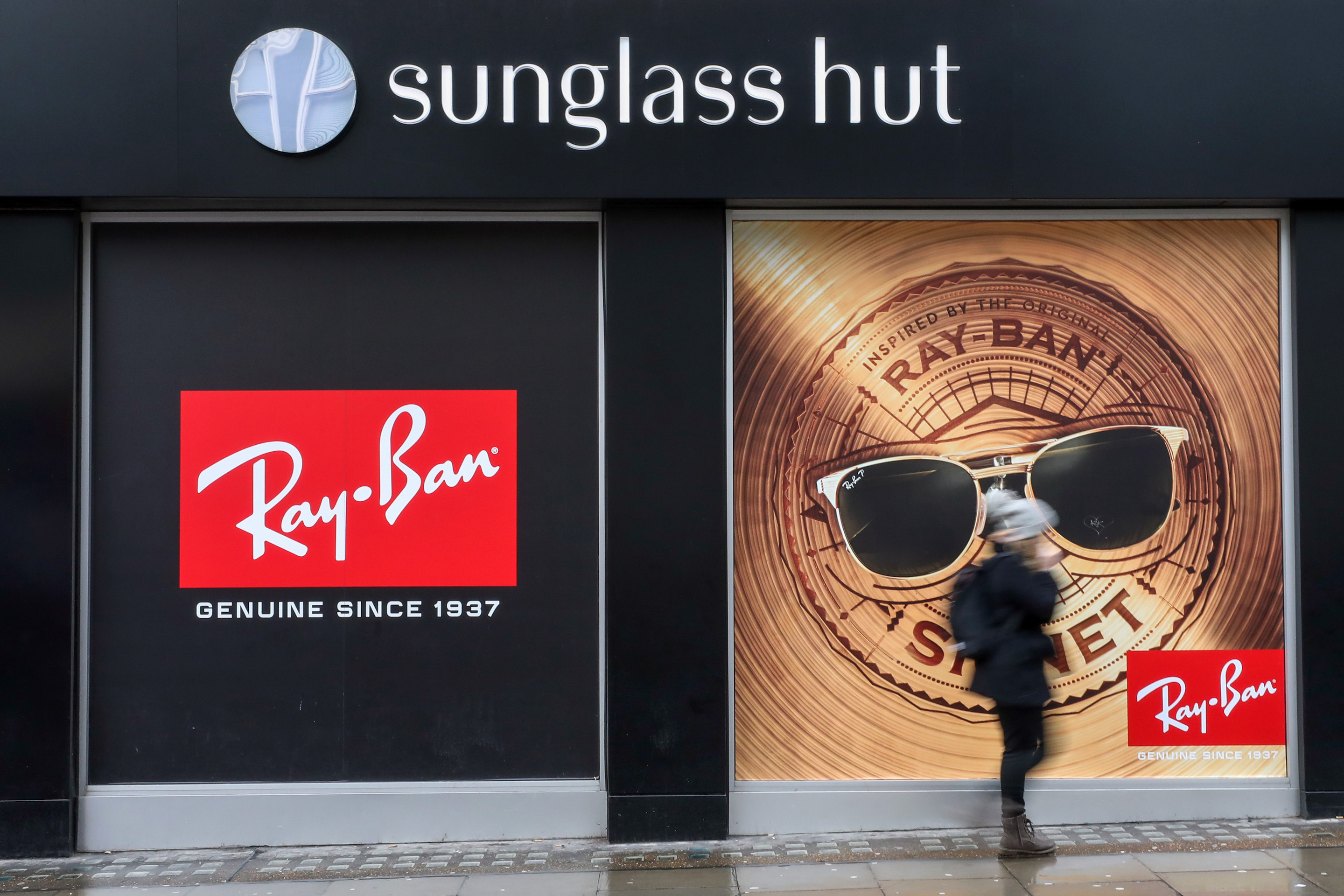 One of EssilorLuxottica's best known brands is Ray-Ban. The French-Italian company's eyewear empire also includes an array of designer brands, as well as U.S. shopping mall vision stores such as For Eyes, Target Optical, and Sears Optical.