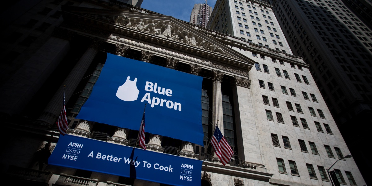 Blue Apron Stock Surges After Beyond Meat Partnership Announcement