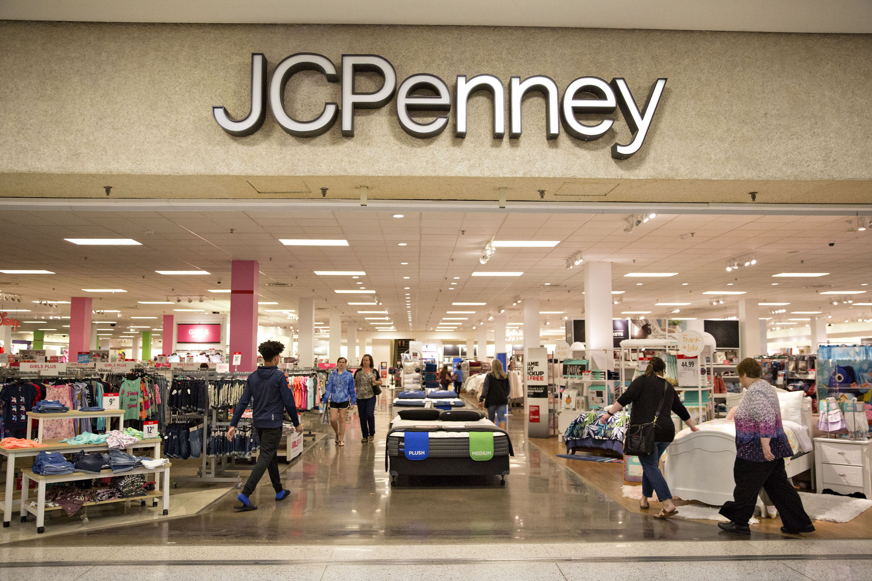 Beleaguered J.C. Penney has hired advisors on debt restructuring.