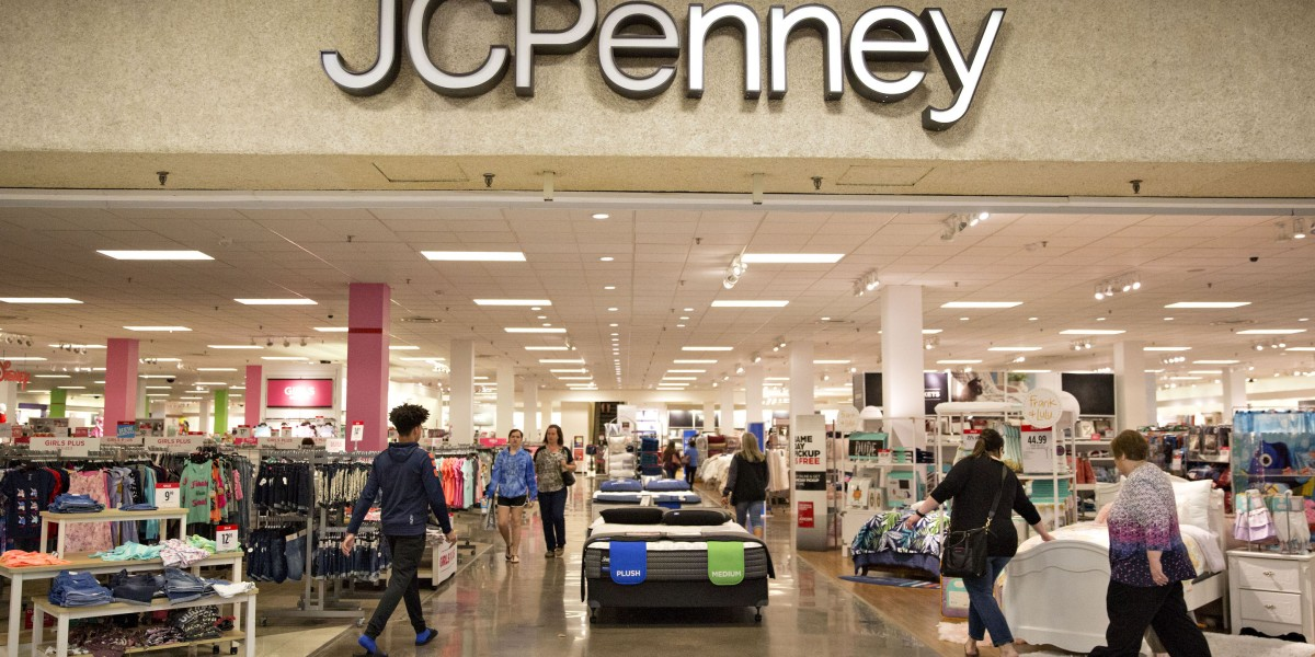 J.C. Penney Says 'No,' It's Not Prepping for a Bankruptcy Filing