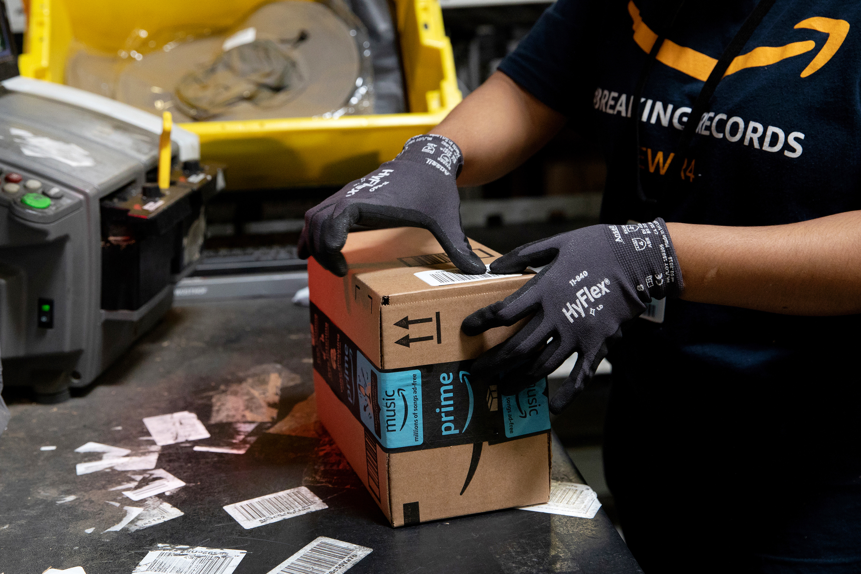 Amazon Prime Day is creating a vortex of business for competitors offering deep-discount sales.