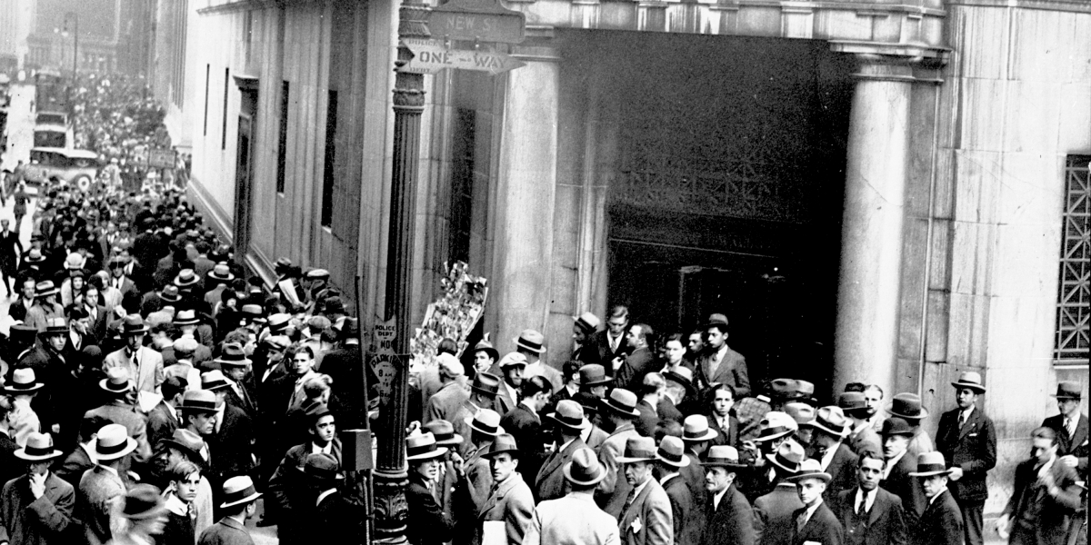 There Have Been Two Times in History Stocks Have Been This Expensive: 1929 and 2000