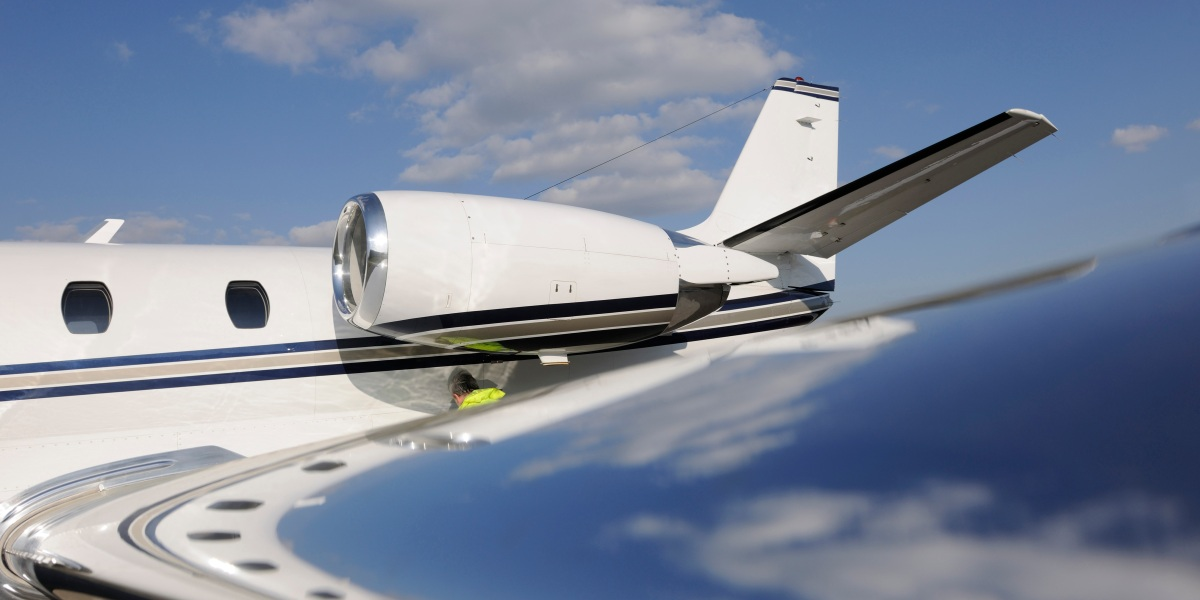 Here's Where the Wealthy Go in Their Private Jets