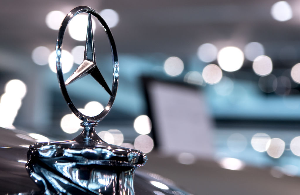 Daimler, the maker of Mercedes-Benz cars, booked an enormous loss, partly on a recall of hundreds of thousands of Daimler diesel vehicles.