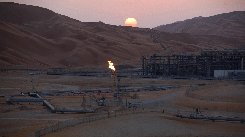 Global 500 2019 Saudi Aramco