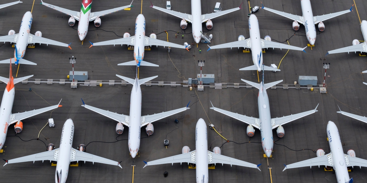 Boeing's 737 Max Grounding Grinds On: CEO Daily