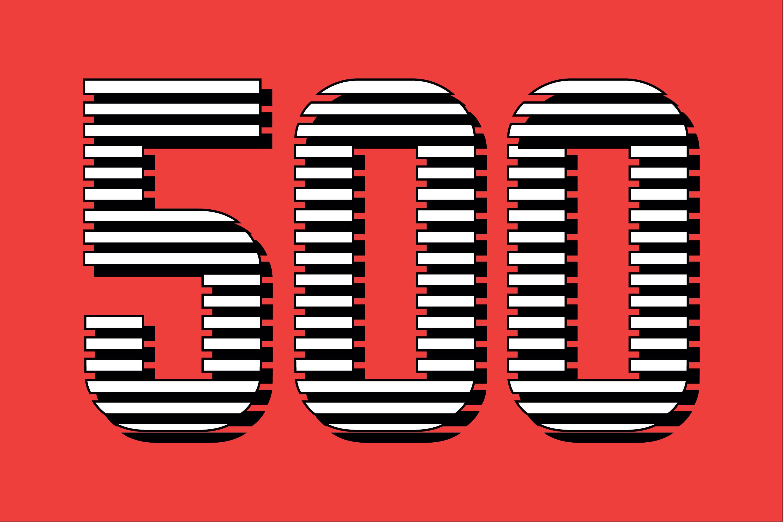 Global 500 Logo 2019
