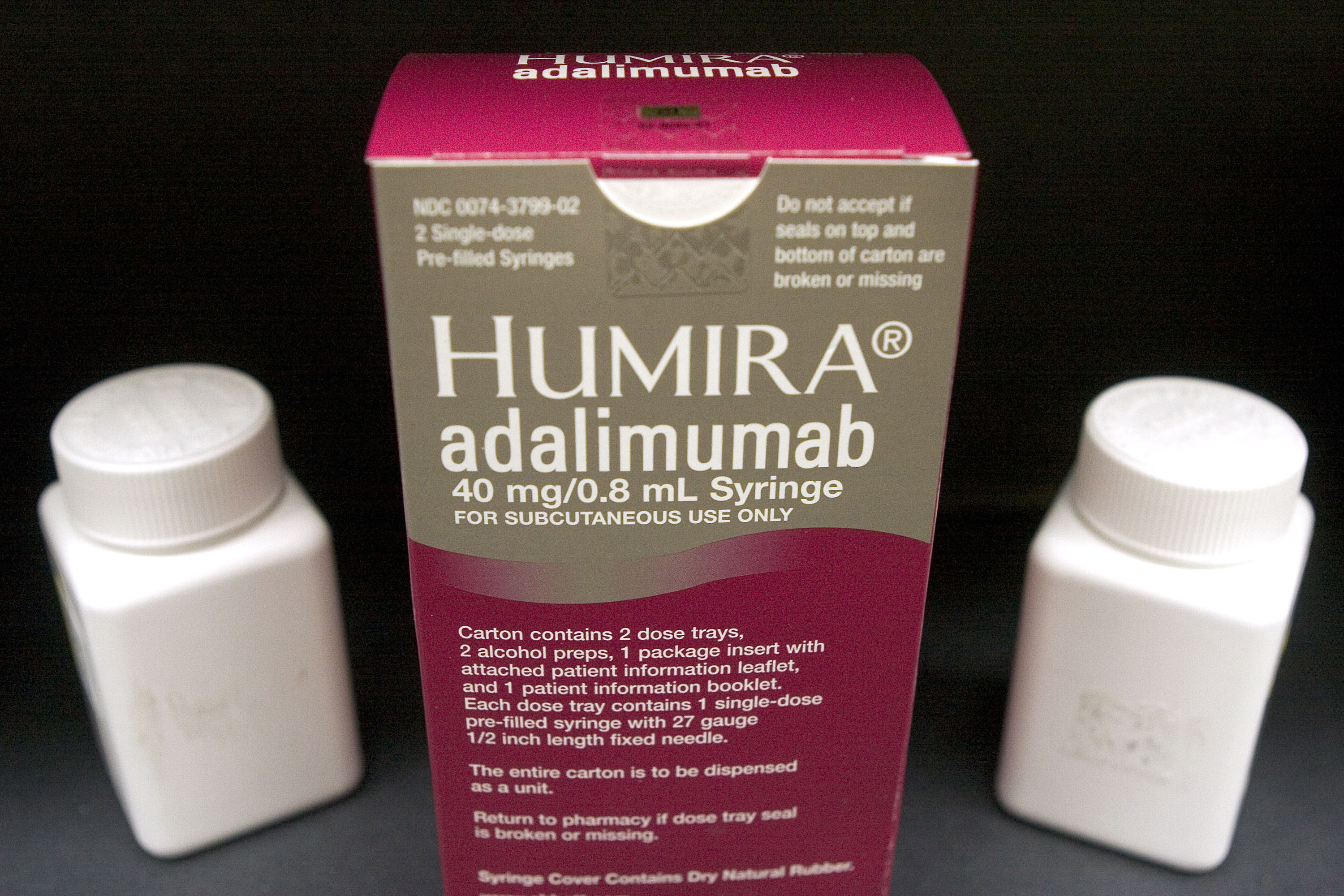 Humira AbbVie patents innovtation