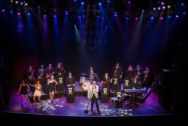 The Jordan Kahn Orchestra.