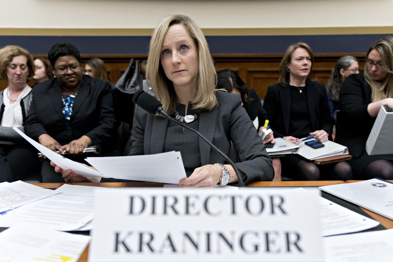 Kathleen Kraninger CFPB director