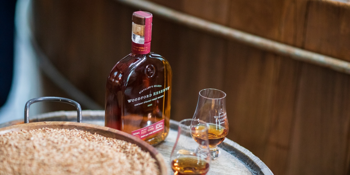 Woodford Reserve's Latest Whiskey Takes Inspiration From a Post-Prohibition Federal Mandate
