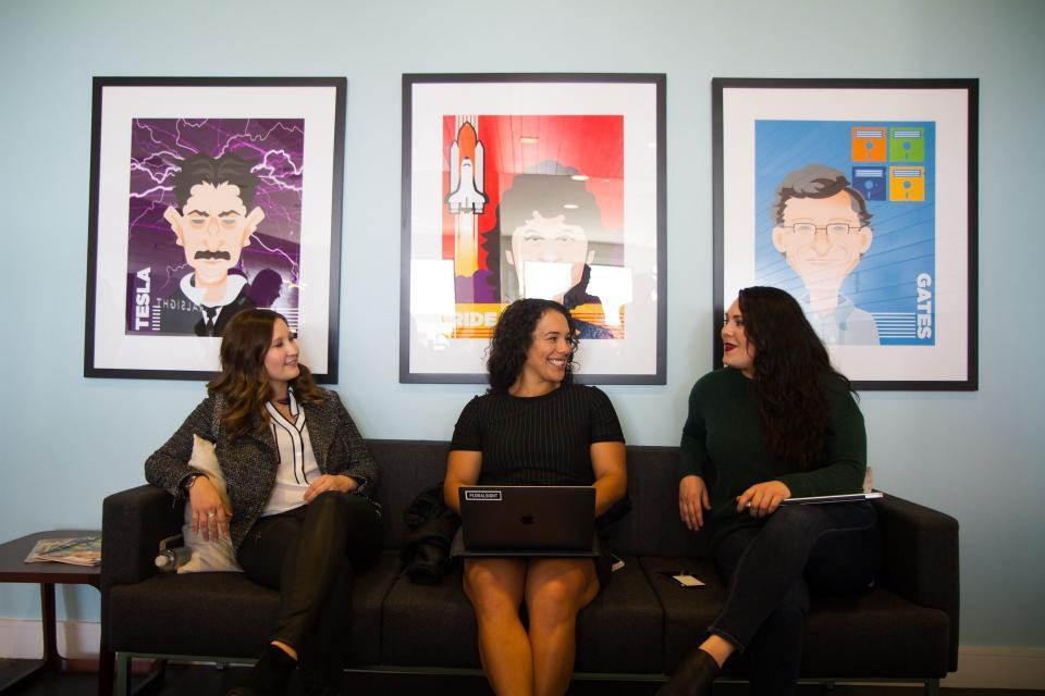 Pluralsight-best workplaces millennials 2019