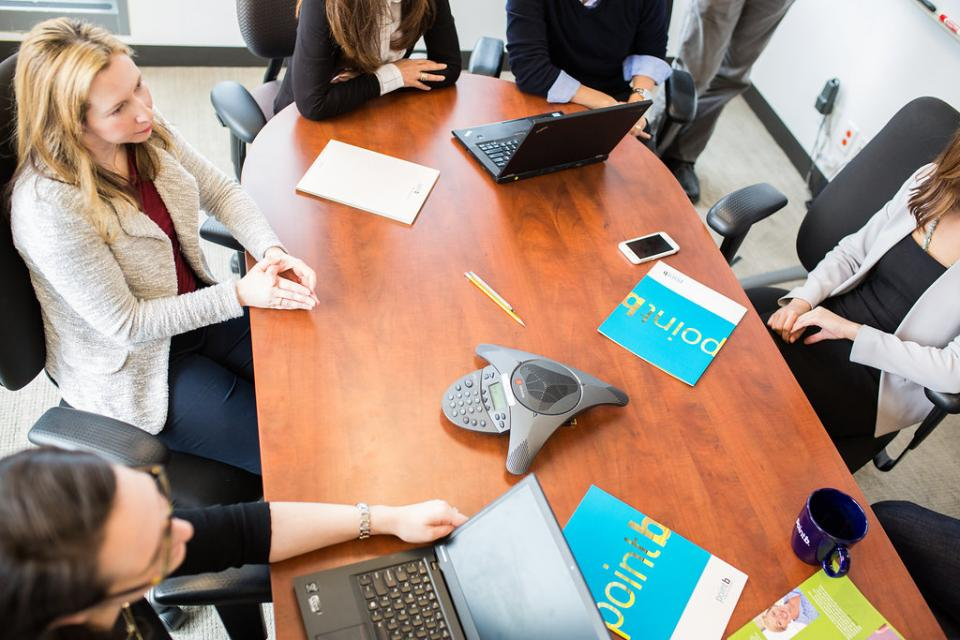 Point B-best workplaces millennials 2019