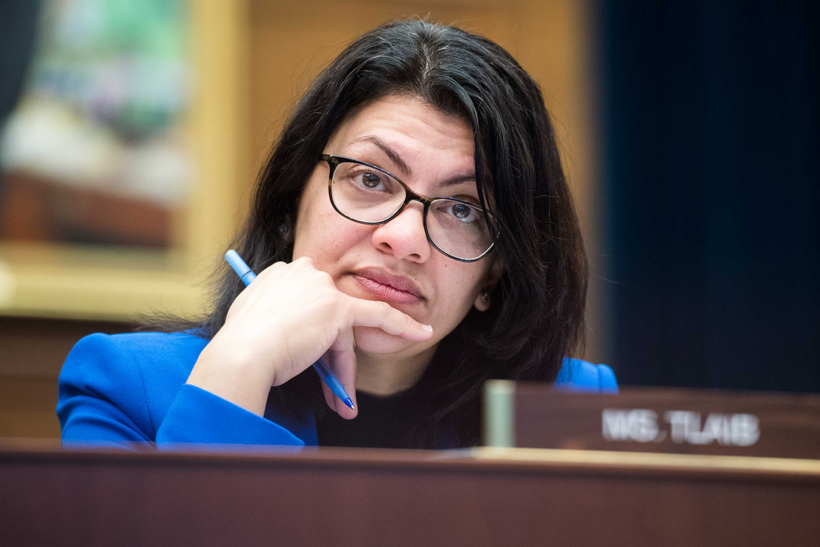 Rashida Tlaib-House Financial Services Committee