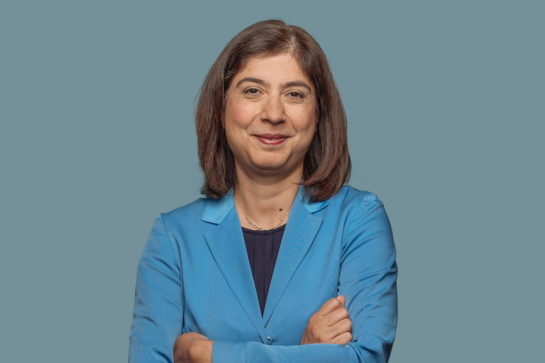 Reshma Kewalramani CEO Vertex