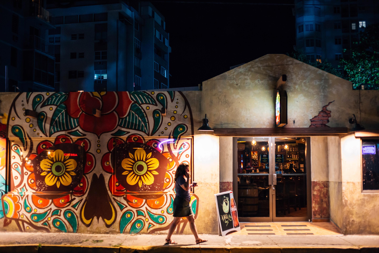 Puerto Rico Nightlife