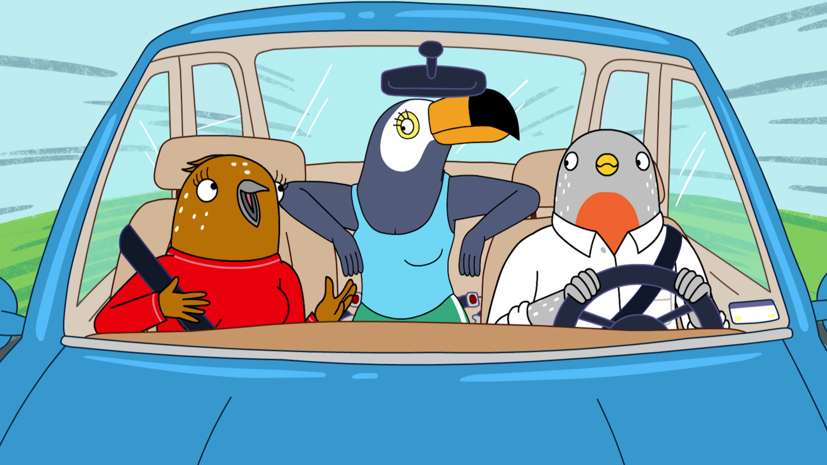 Netflix's Cancellation of 'Tuca and Bertie' Renews Criticism of ...