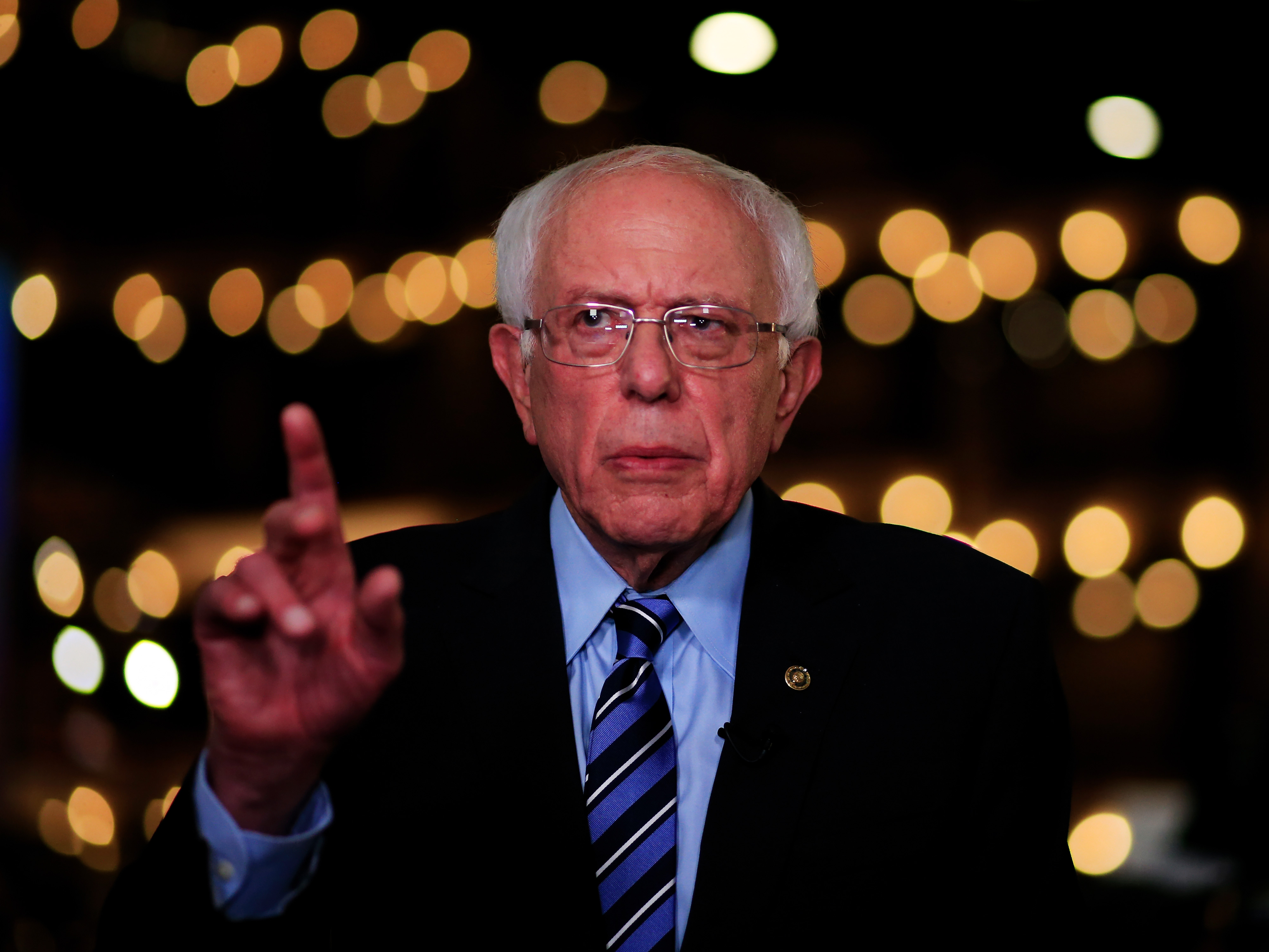 Antichrist' Bernie Sanders Lists Hit Parade of Haters   Fortune