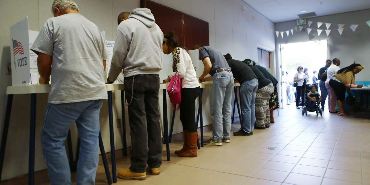 Record Voter Turnout Predicted for 2020 Election