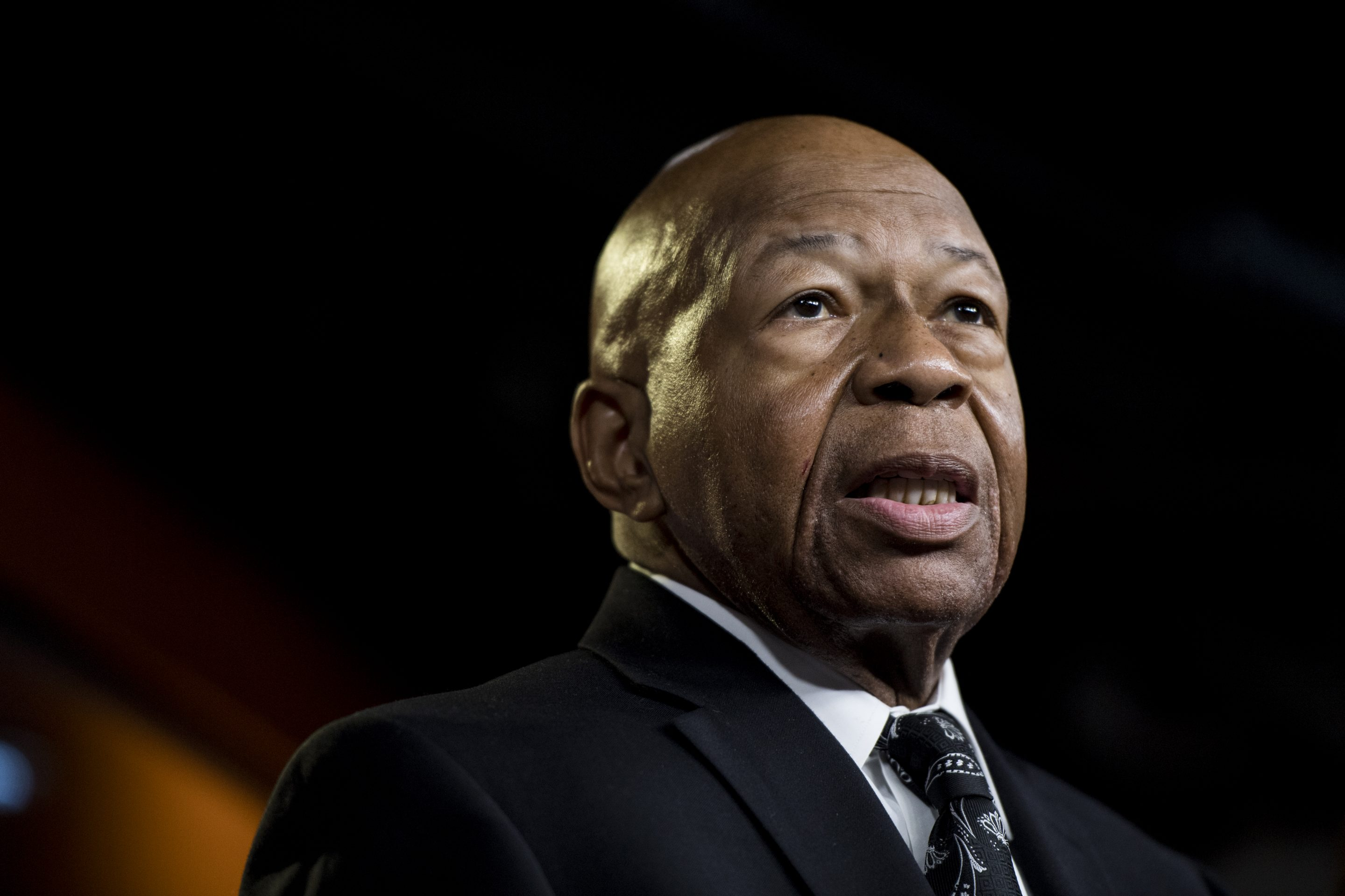 elijah cummings at presser june 2019