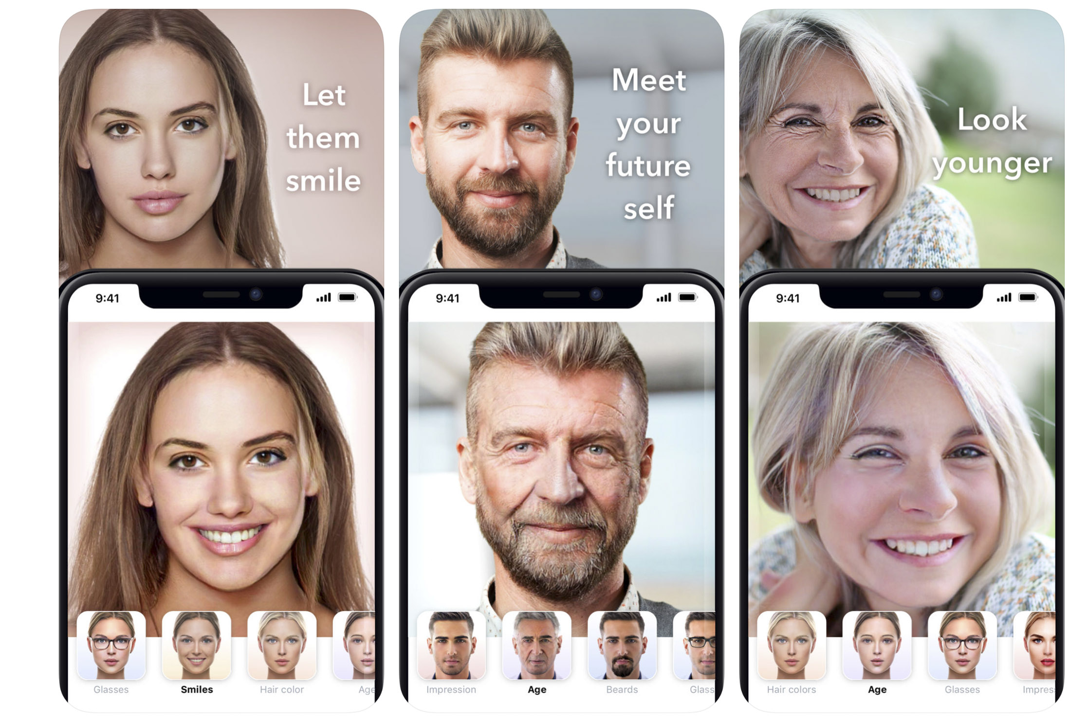 faceapp-photo editor-russia