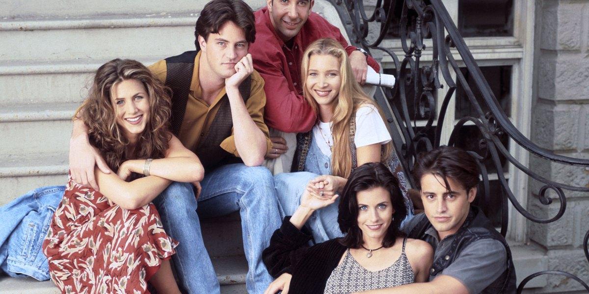 Friends Is Officially Leaving Netflix for WarnerMedias