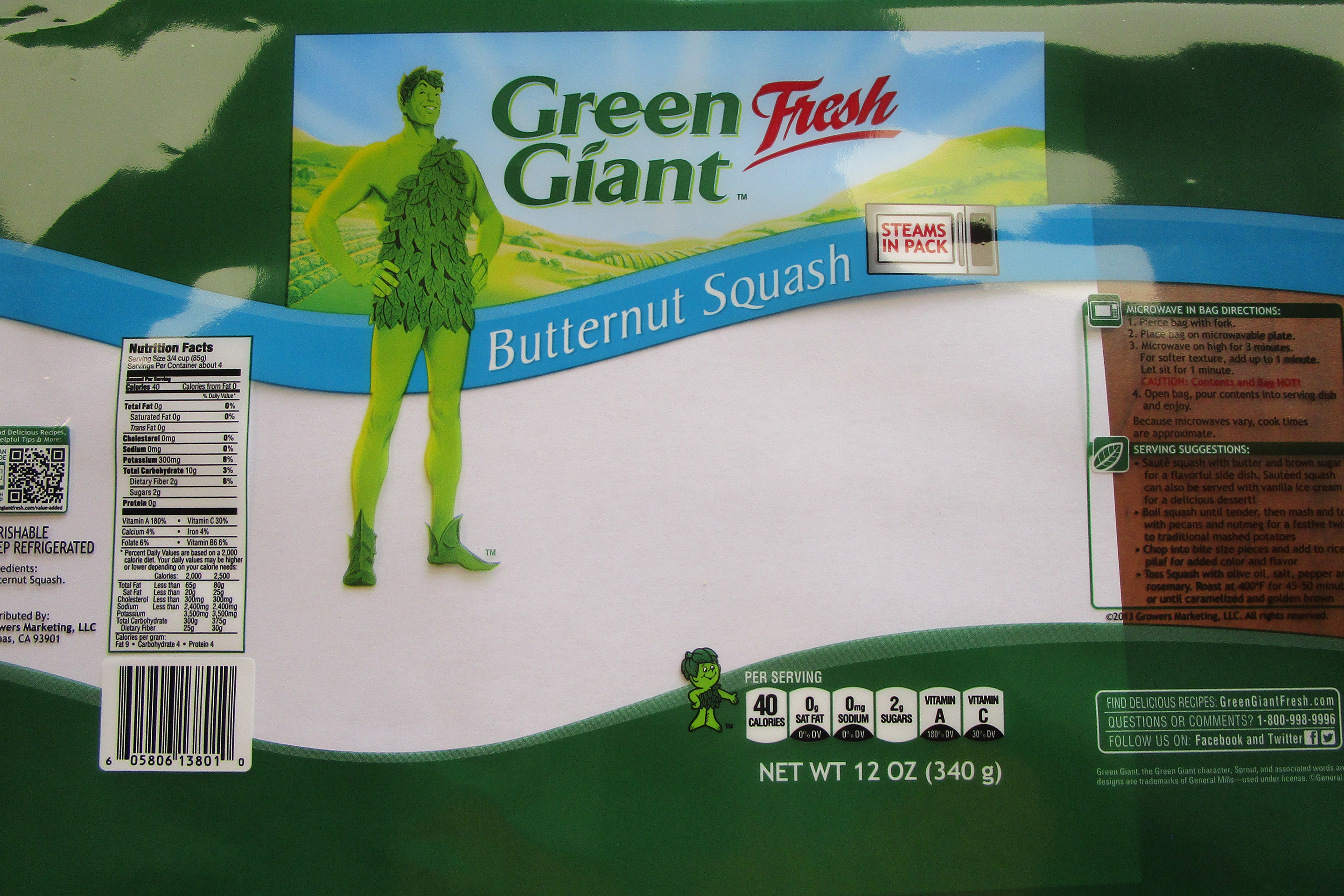 green giant fresh vegetable recalls-lysteria