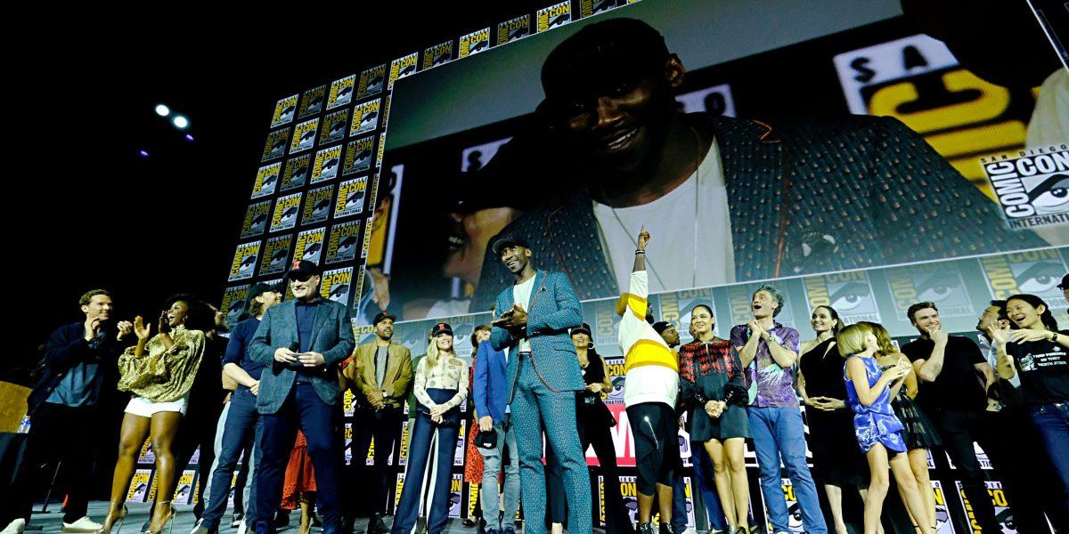 Marvel's Diverse Universe: raceAhead