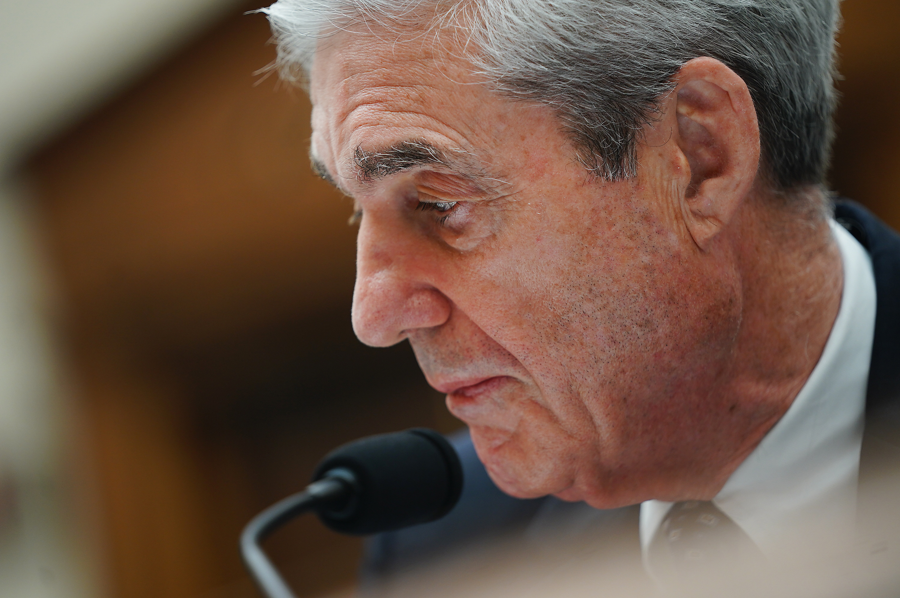 Former Special Counsel Mueller Testifies Before Congress On Investigation Into Russian 2016 Presidential Election