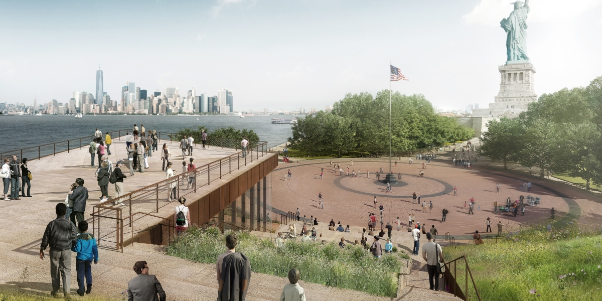 Everything You Should Know About the New Statue of Liberty Museum