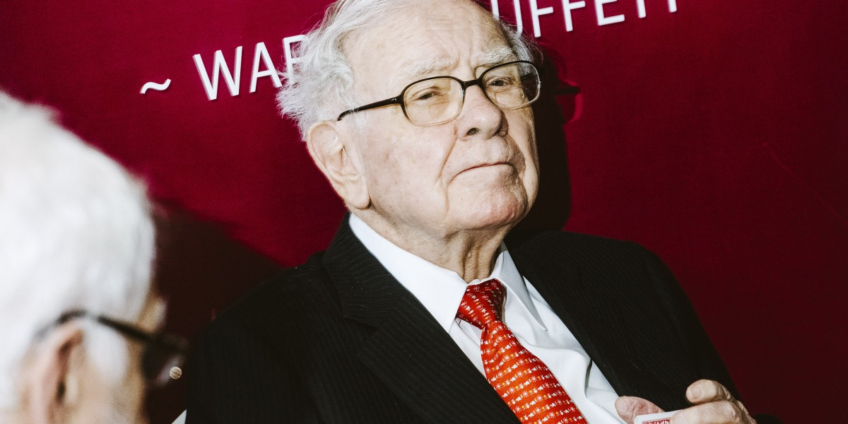 One of Warren Buffet's Favorite Metrics Is Flashing Red—a Sign That Corporate Profits Are Due for a Hit