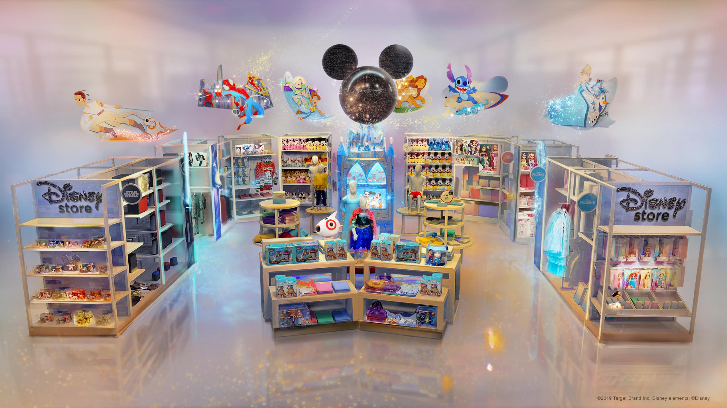 D23 Disney Store Target