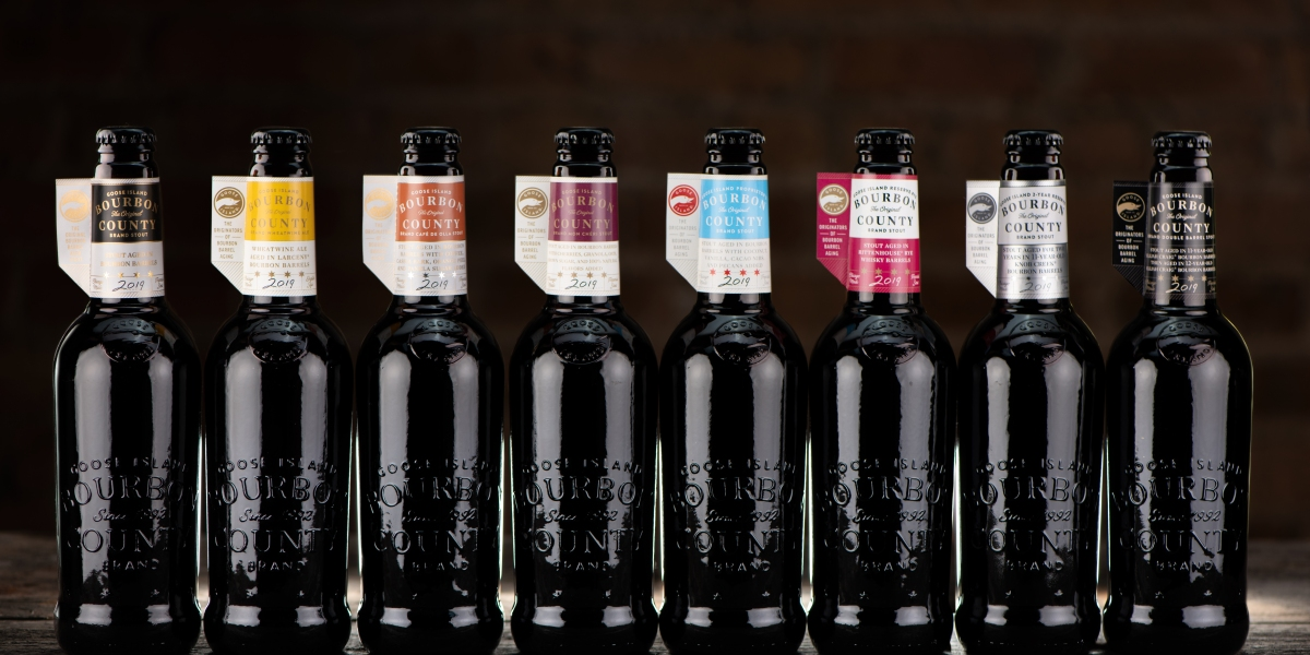 Goose Island Will Release 8 Bourbon County Variants This Year—and a Collection