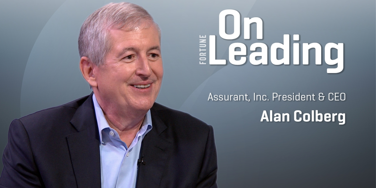Assurant CEO Leadership Tip For Change: Speedy Action
