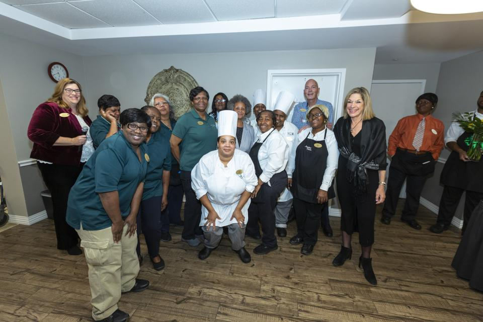 Best Workplaces Aging Services 2019-Belmont Village Senior Living