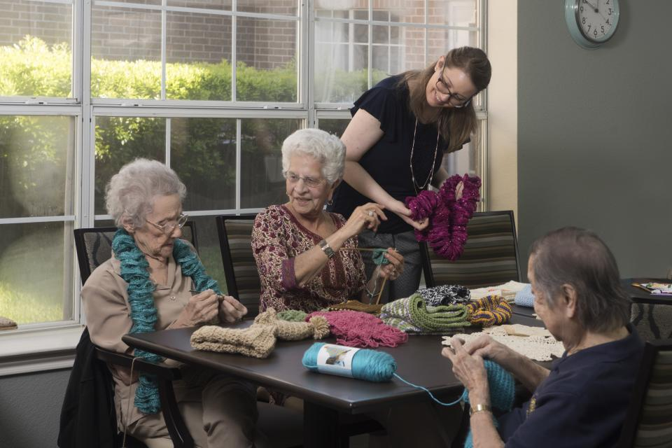 Best Workplaces Aging Services 2019-Buckner Retirement Services, Inc.