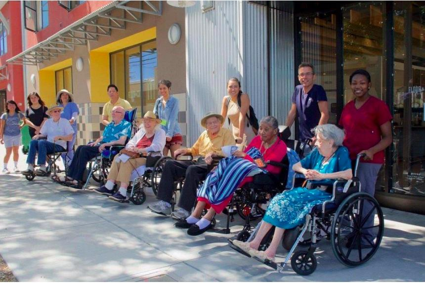 Best Workplaces Aging Services 2019-Chaparral House