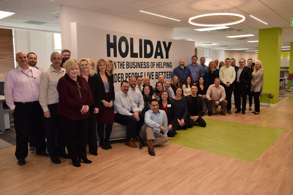 Best Workplaces Aging Services 2019-Holiday Retirement