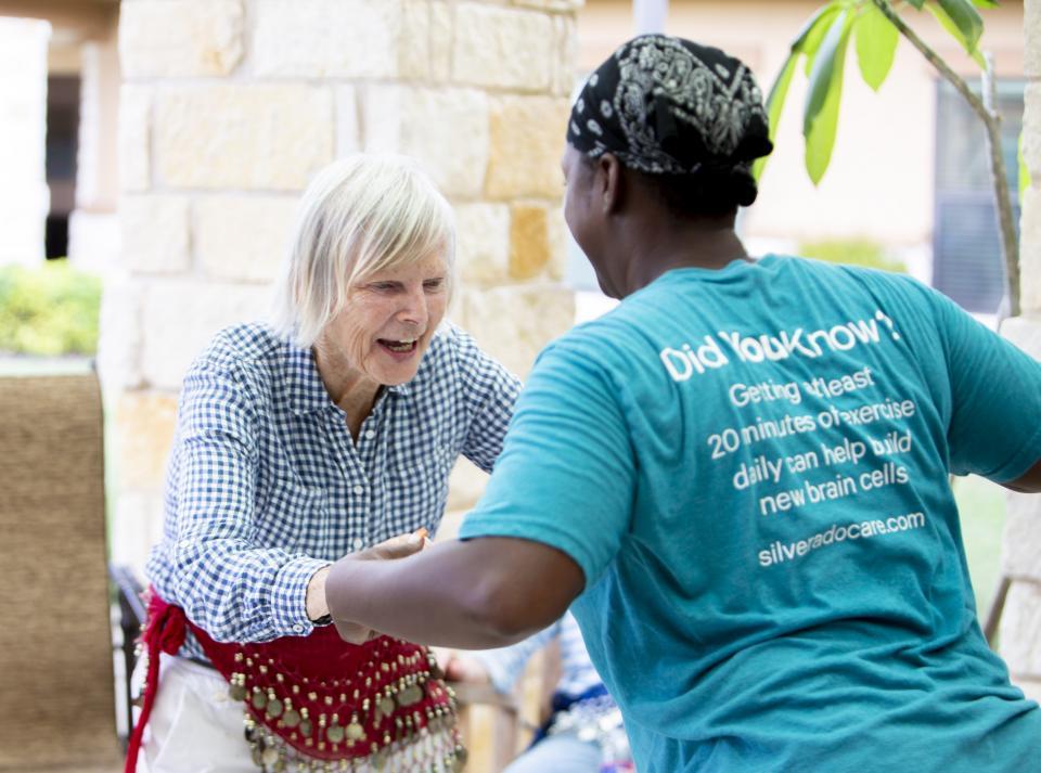 Best Workplaces Aging Services 2019-Silverado