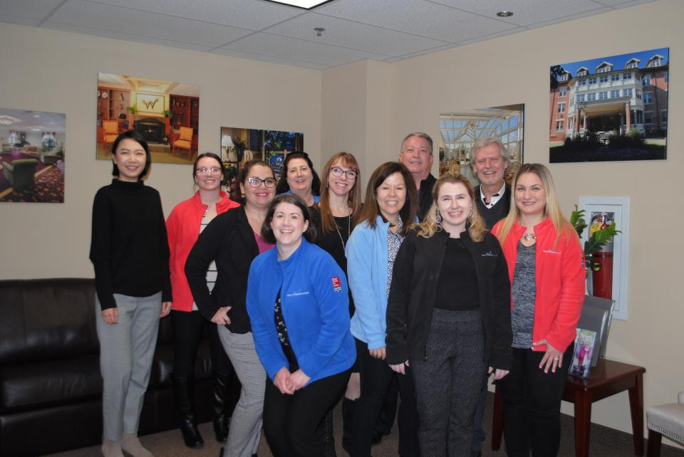 Best Workplaces Aging Services 2019-Wesley Enhanced Living