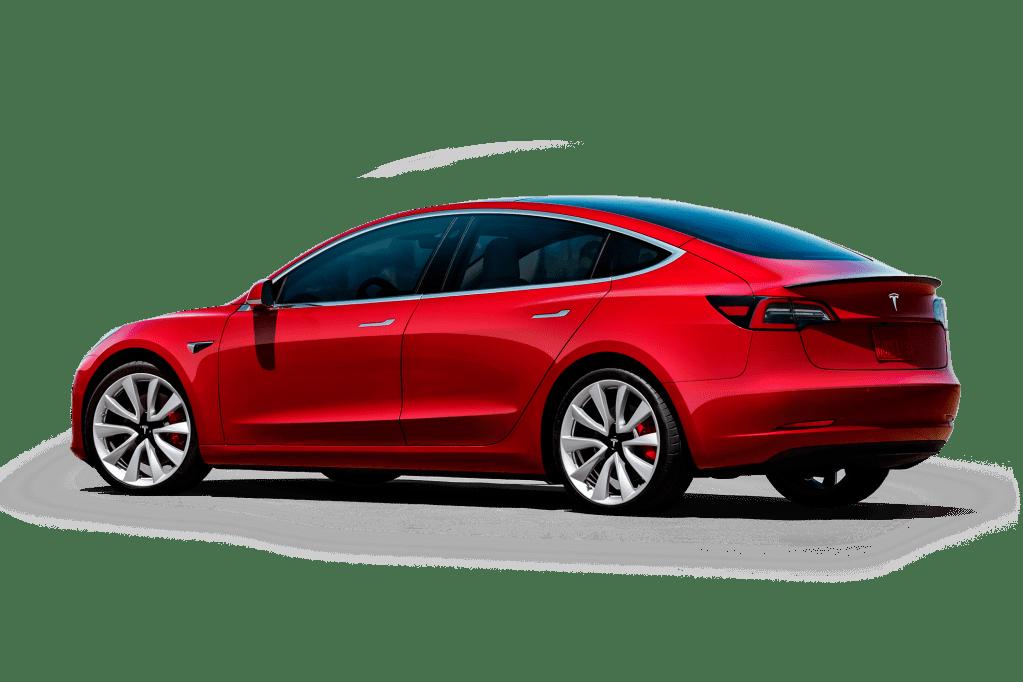 CAR09.19-Tesla Model 3