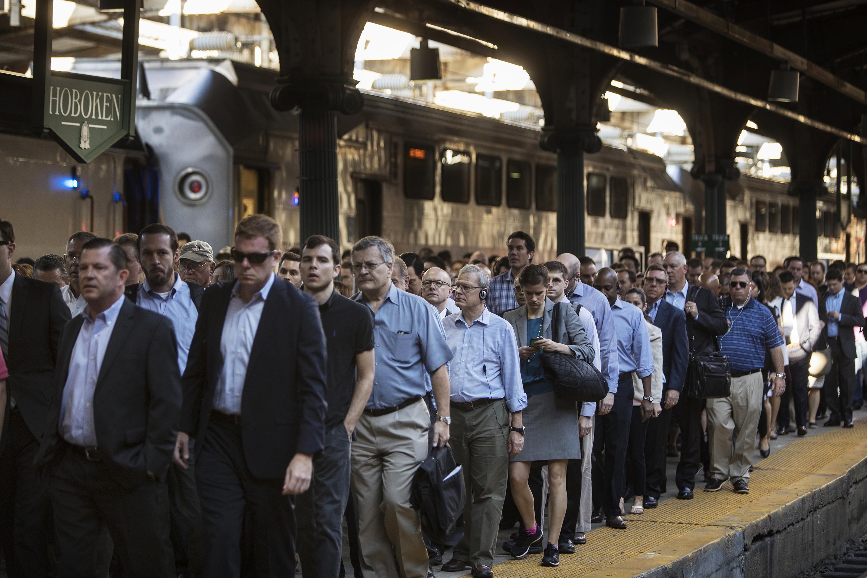 Commuters Jersey Dress Code