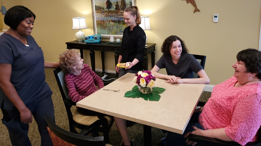 Best Workplaces Aging Services 2019-Danbury Senior Living