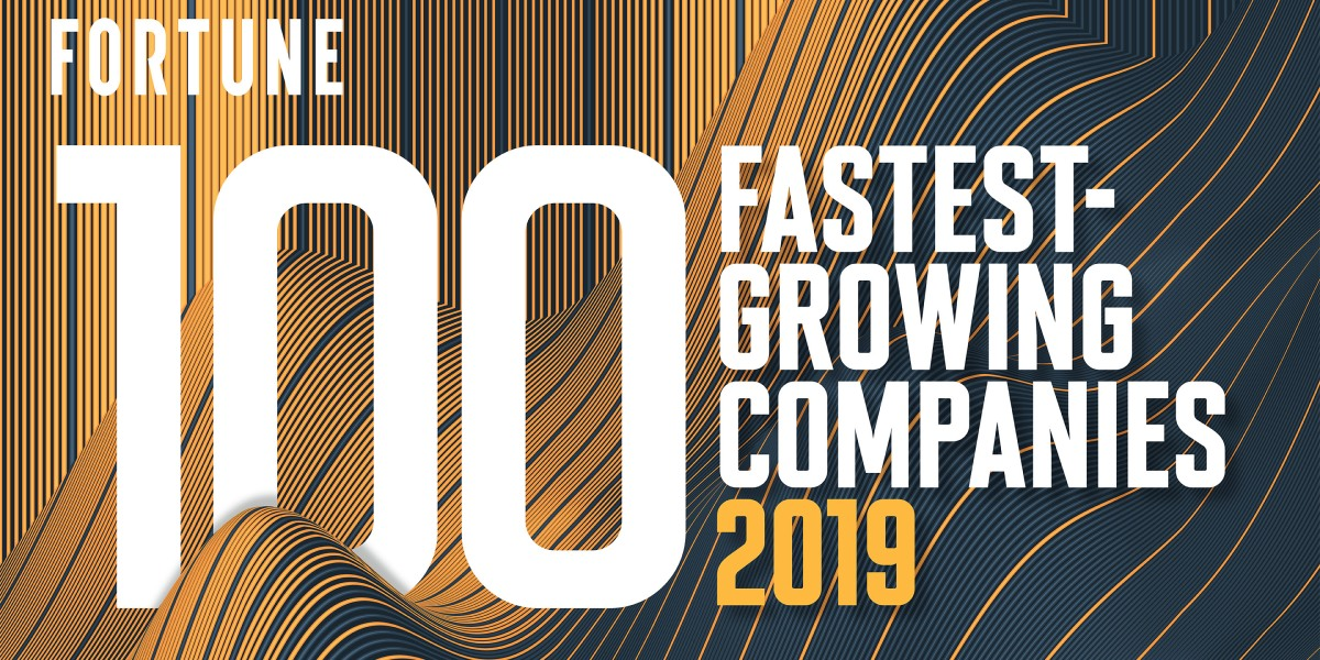 100 Fastest-Growing Companies